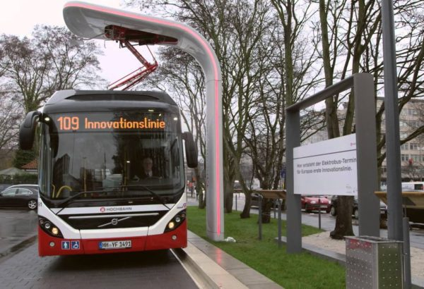 bus electric